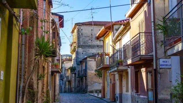 Къща в Италия се продава само за 1 евро