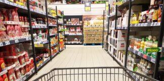 магазин за хранителни стоки
