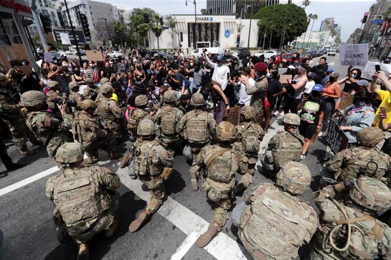 Протести, САЩ, Джордж Флойд, Смърт
