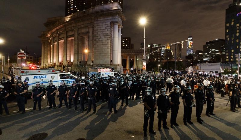 протести, САЩ, Джордж Флойд