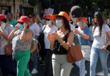 Здравни работници блокираха Атина