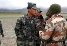 Десетки жертви в ръкопашен бой между индийски и китайски войници