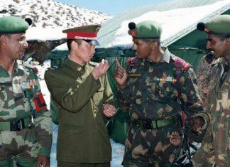 Индия, Китай