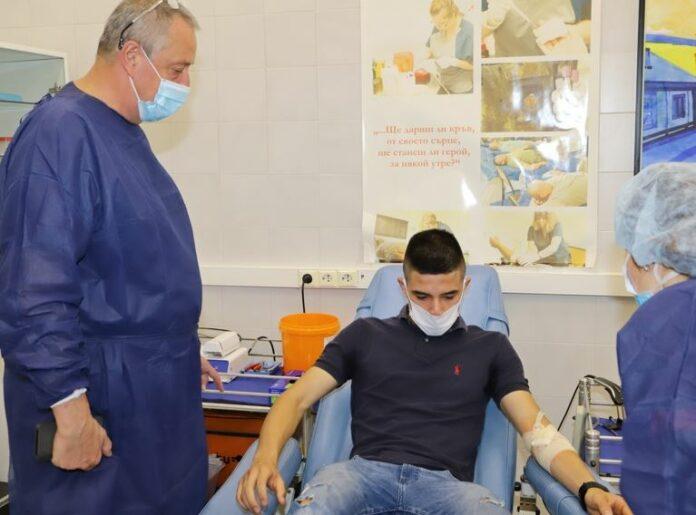 Оздравели от коронавирусна инфекция дариха кръв