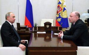 Путин, Потанин, катастрофа