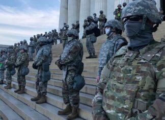 Войски, Вашингтон