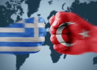 Гърция и Турция на ръба на война