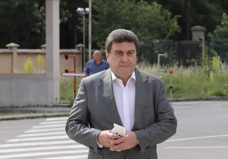 Валентин Златев на разпит в спецпрокуратурата