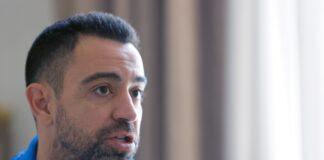 Шави треньор Барселона