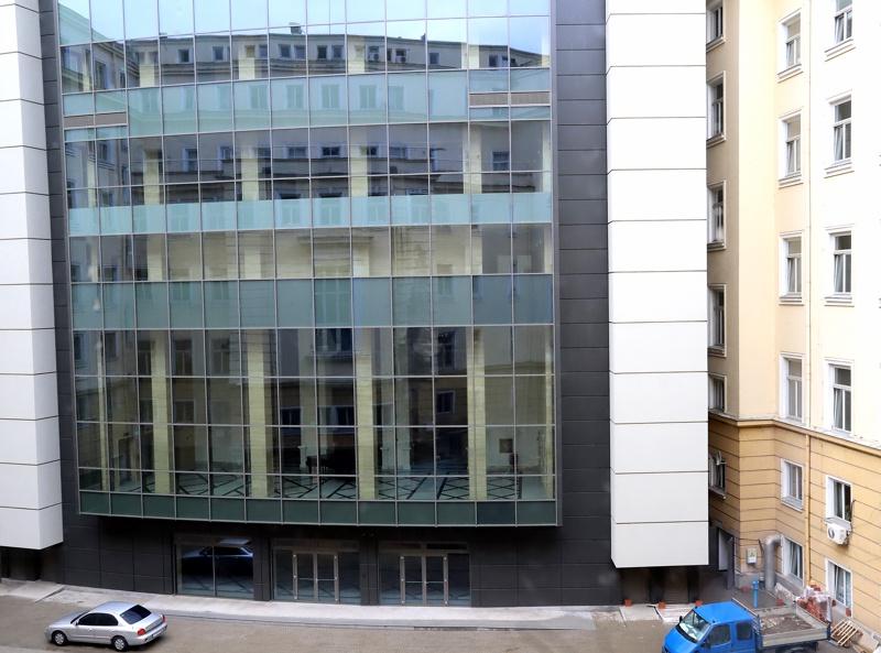 Новата сграда на Народното събрание