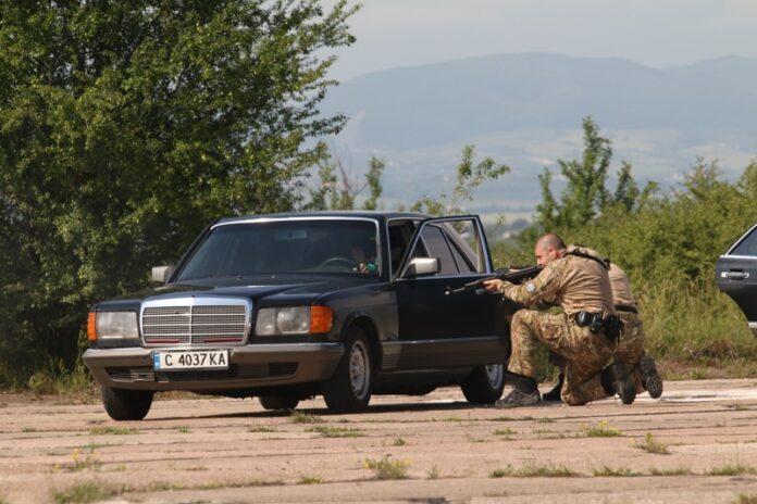 Национална служба за охрана - НСО