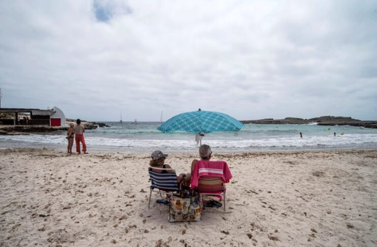 Плаж в Испания