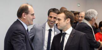 Жан Кастекс премиер Франция