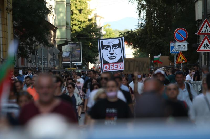 Протест срещу полицейското насилие