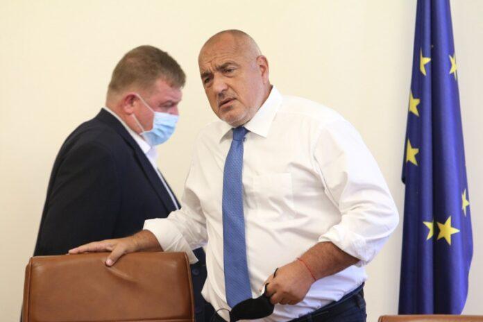 Борисов Каракачанов