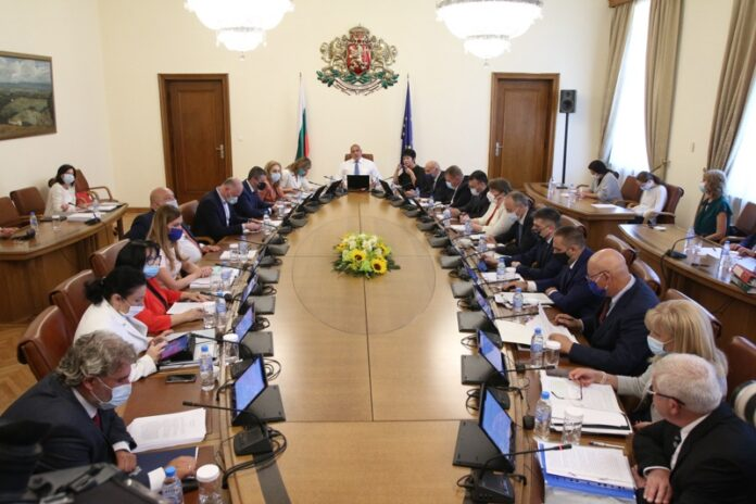 Правителство Борисов 3
