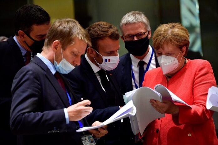 Европейски лидери