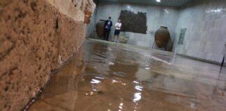 наводнение подлез