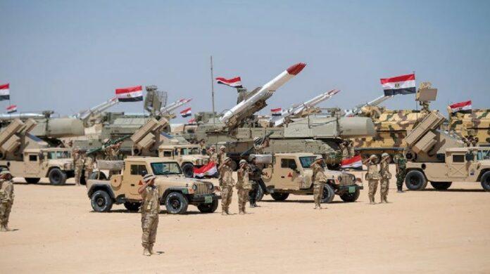 Египет, Либия