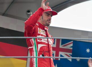 Алонсо, Формула 1