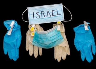 Израел, мерки