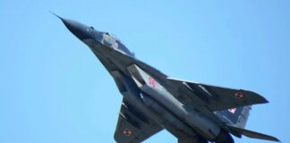 "Изтребител ""МиГ-29"""