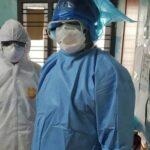 коронавирус, лекари