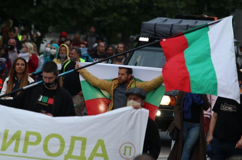 София, протест