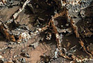 Марс, руини