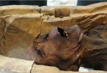 мумия, Египет