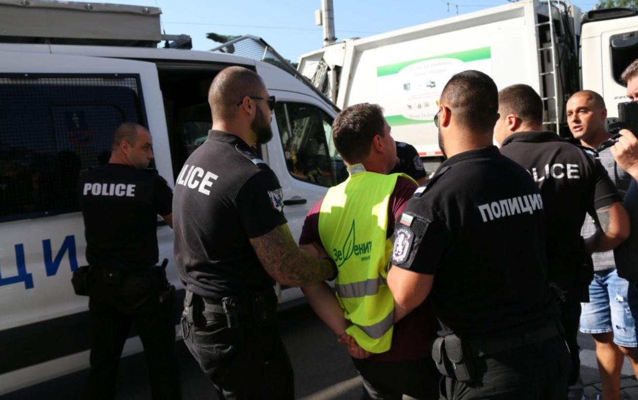 арест на Петър Кърджилов