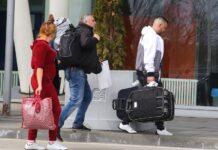 летище пътници