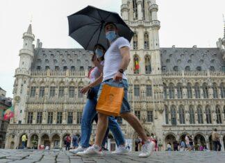 Белгия коронавирус