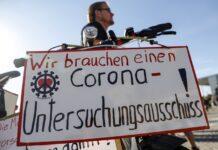 протест в Берлин