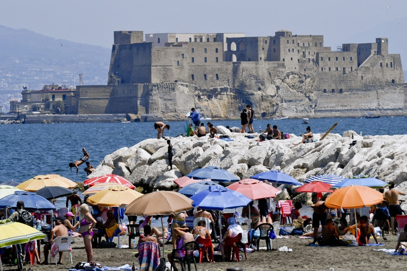 Италия туризъм