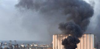 Бейрут, взрив, загинали