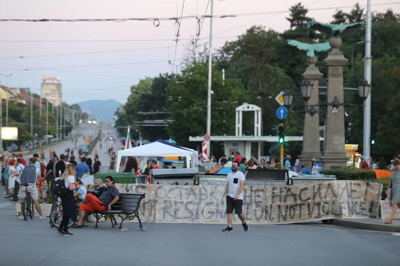 Орлов мост блокада