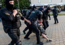 Безредици Беларус
