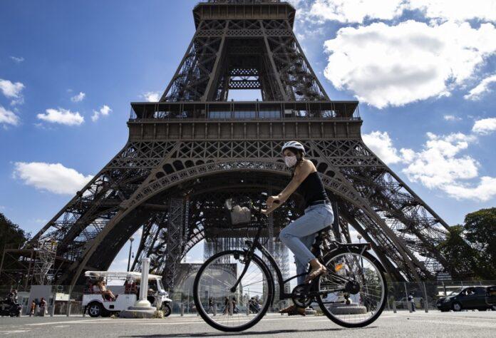 Париж Маски