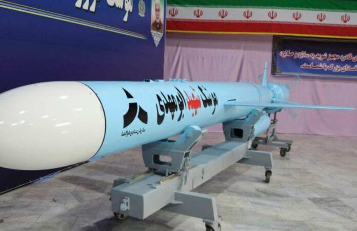 Иран, ракета