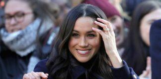 Меган Маркъл с нов годежен пръстен