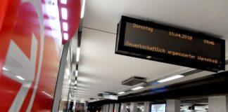 стачка Германия