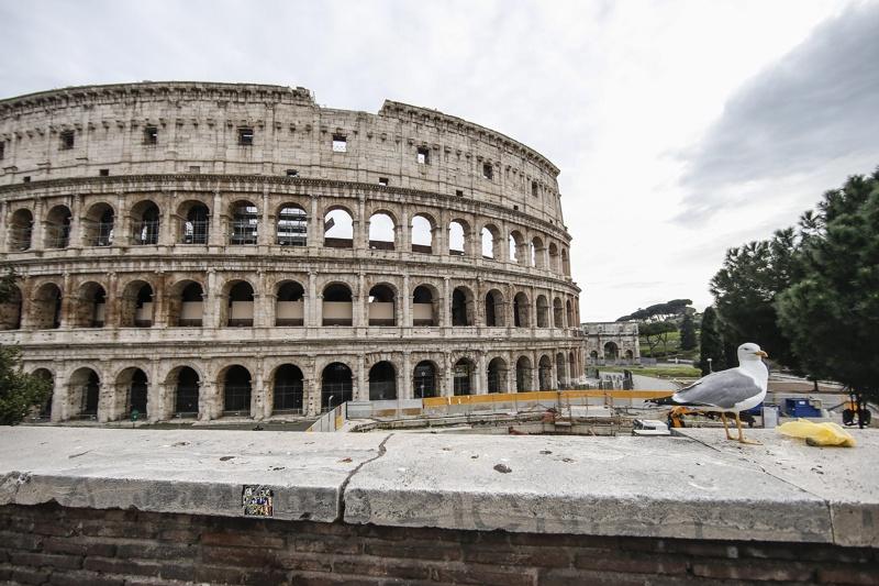 Рим Колизеум