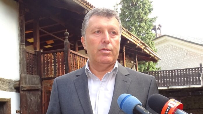 Иван Кадев кмет на Банско