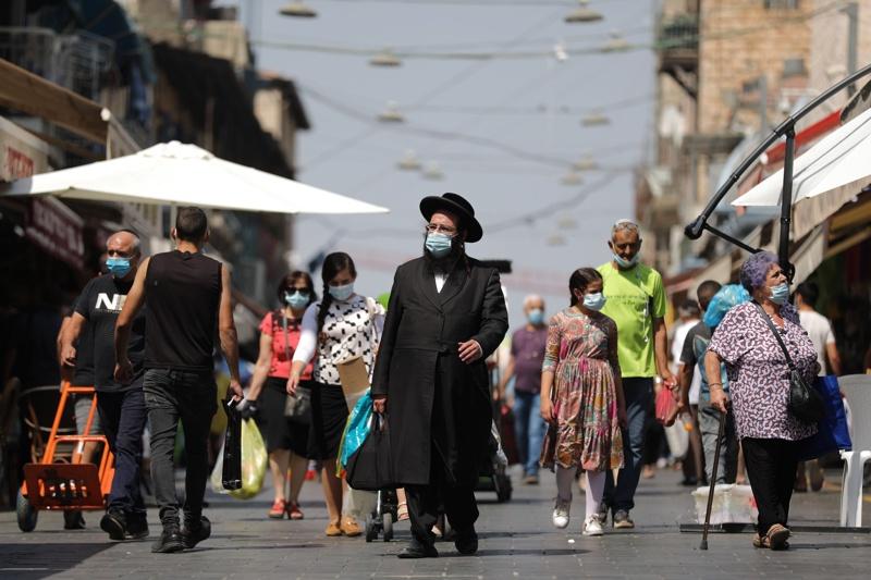 Израел коронавирус