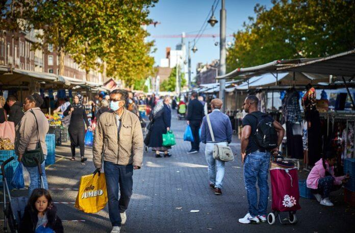 коронавирус Холандия