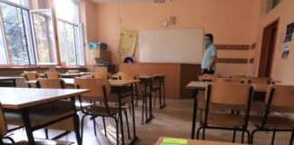 училище коронавирус
