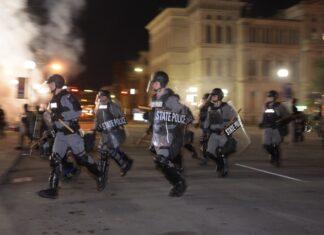 протести САЩ