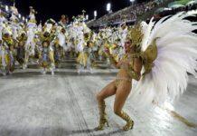 Карнавалът в Рио де Жанейро