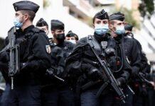 полиция Шарли Ебдо